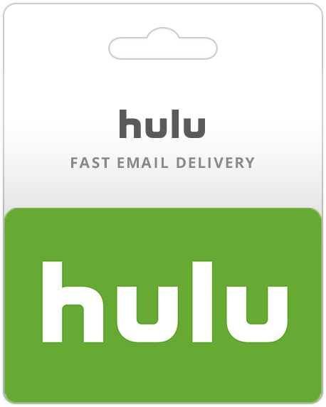 Hulu Gift Cards | Instant Email Delivery