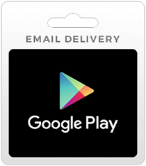 Google Play Gift Cards - Email Delivery