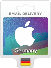 Germany iTunes Gift Cards - Email Delivery
