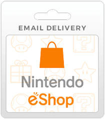 Nintendo eShop Gift Cards - Email Delivery