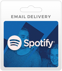 Spotify Gift Cards - Email Delivery