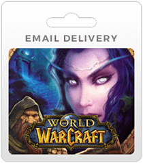 WoW Gift Cards - Email Delivery